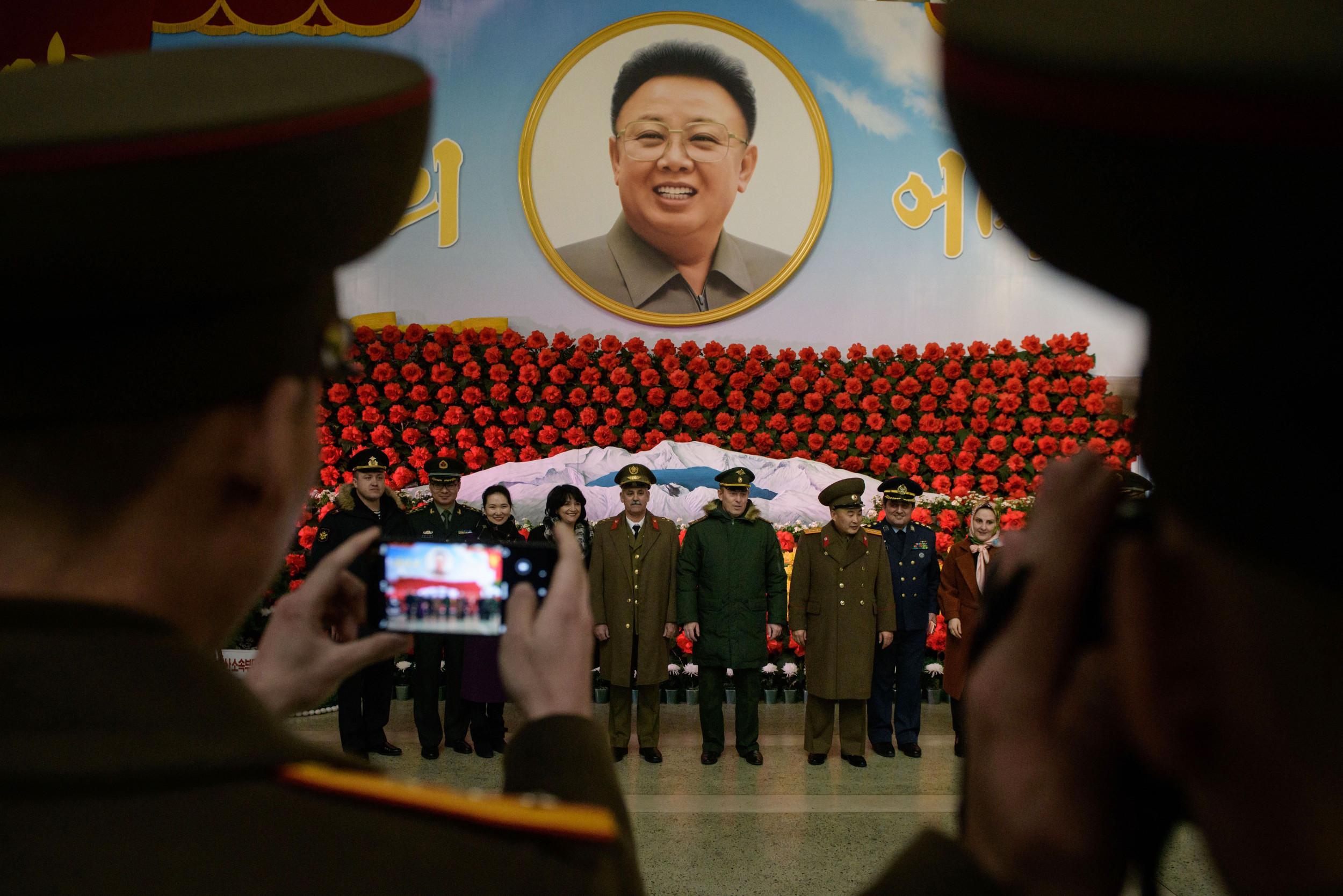 China, Russia, North Korea, Iran Build Ties as U.N. Friends Feud with U.S.