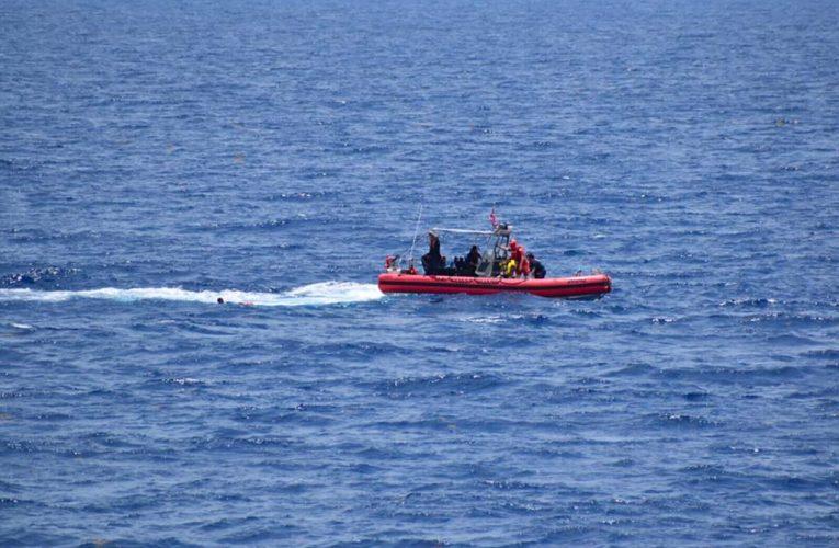 Coast Guard suspends search for 10 Cuban migrants missing off Florida