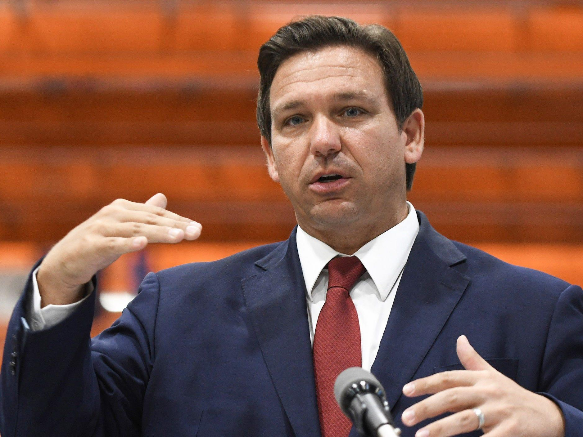 4 teachers died of COVID within 24 hours in Broward County, Florida. Schools there are defying Gov. DeSantis' ban on mask mandates.