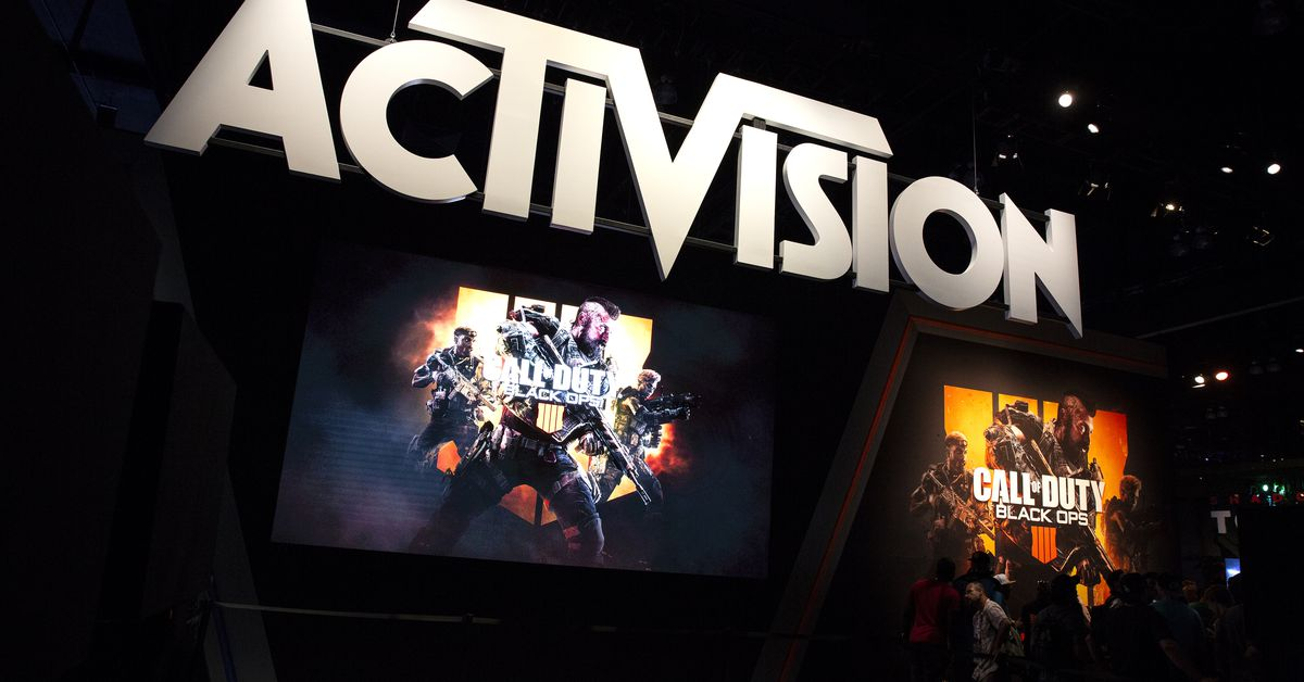 Activision Blizzard QA and customer service employees say they're underpaid and overworked
