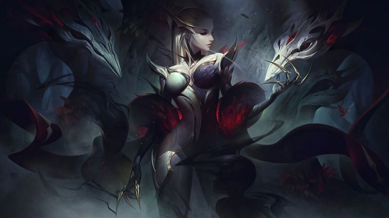 A look at the League of Legends Coven event
