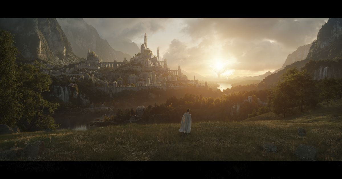 Amazon moves Lord of the Rings production from New Zealand to UK