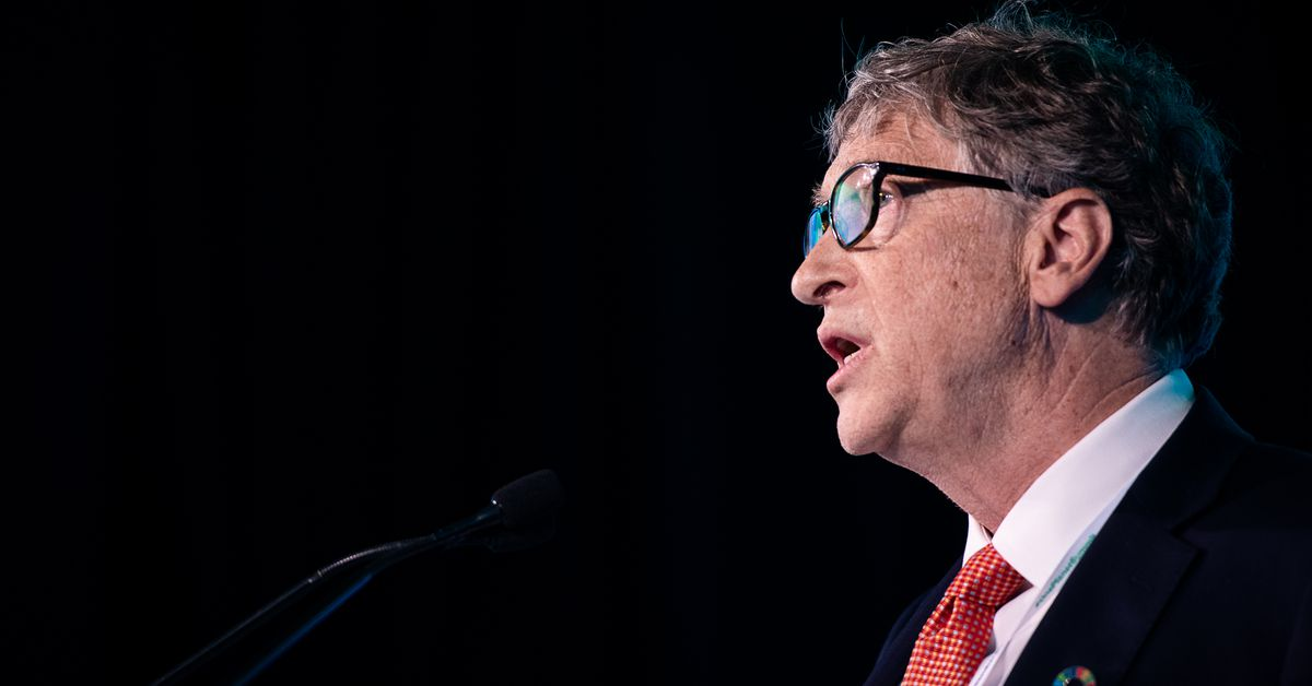 Bill Gates wants in on Congress' big climate infrastructure push