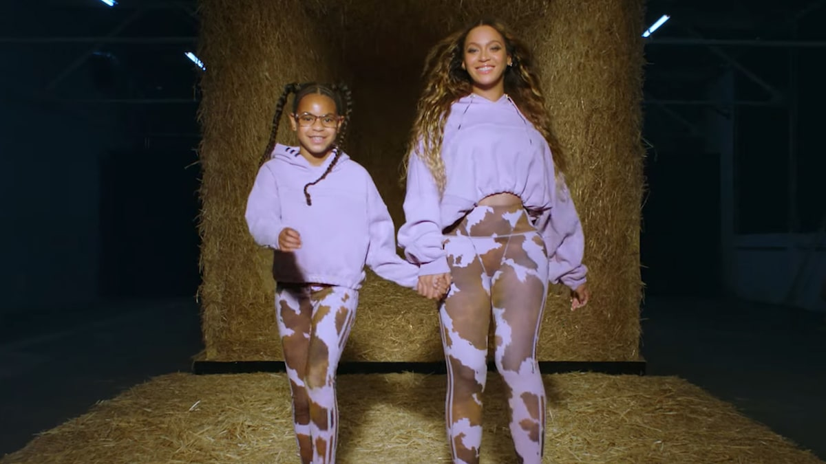 Blue Ivy, Twins Sir And Rumi Carter Steal Spotlight In Beyonce's New Ivy Park Ad