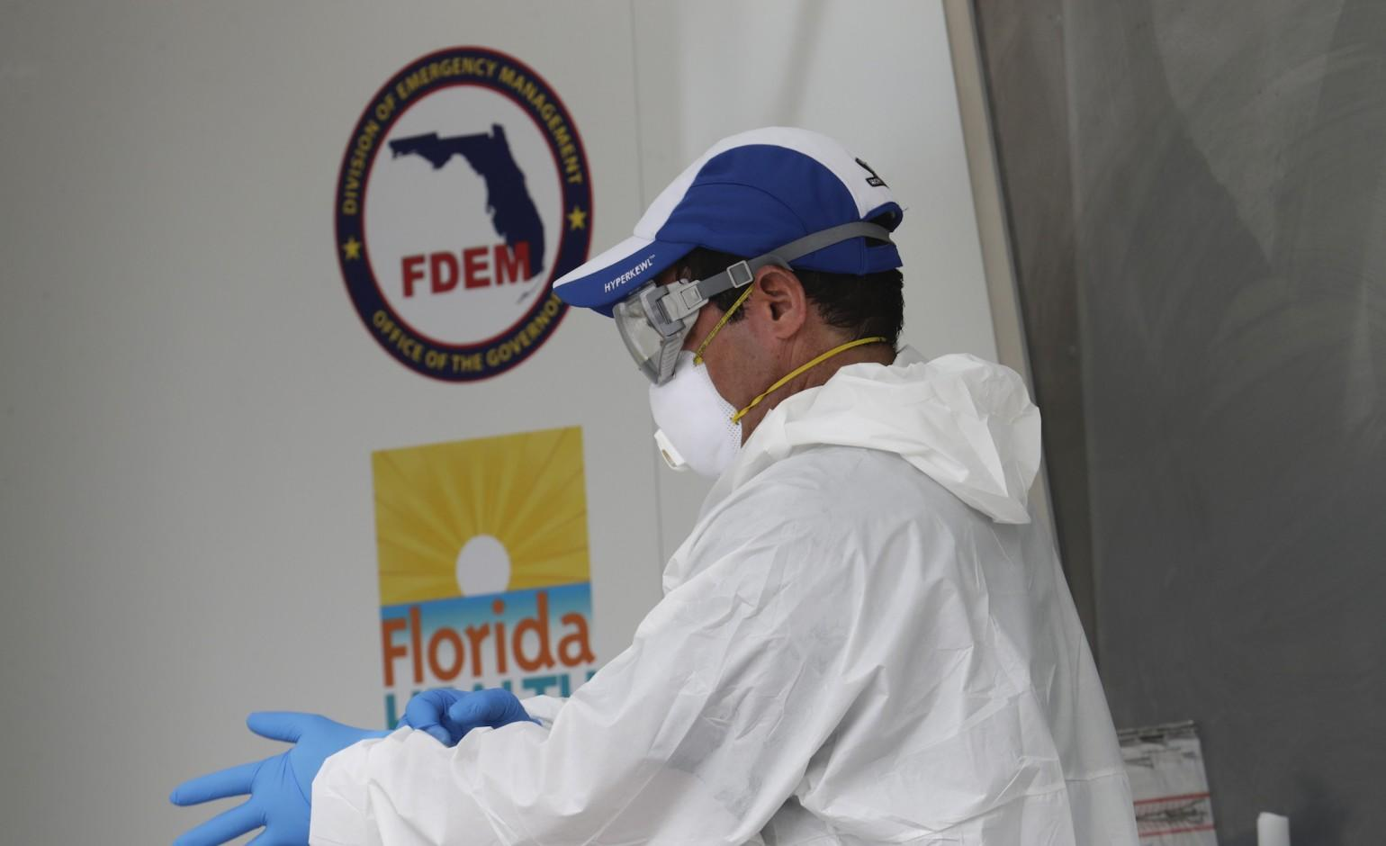 CDC scrambles to correct Florida COVID-19 cases but can't seem to match state data