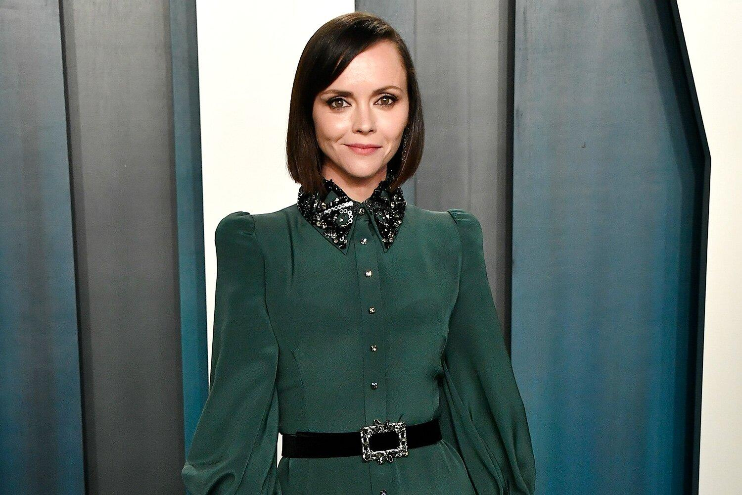 Christina Ricci Is Pregnant, Expecting Her Second Baby: 'Life Keeps Getting Better'