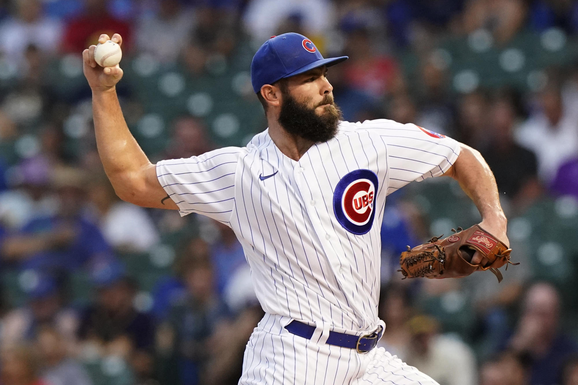 Cubs release former ace Arrieta after rough return to team