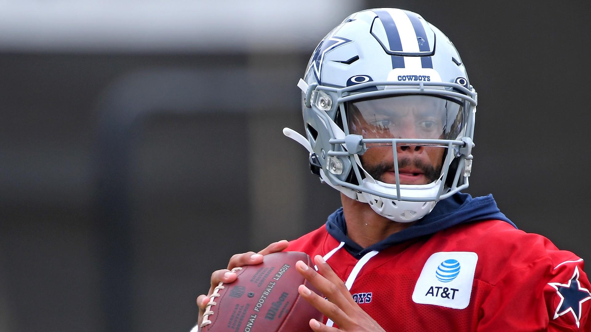 Dak Prescott injury update: Cowboys QB set for MRI on shoulder; team says 'not a reason to worry'