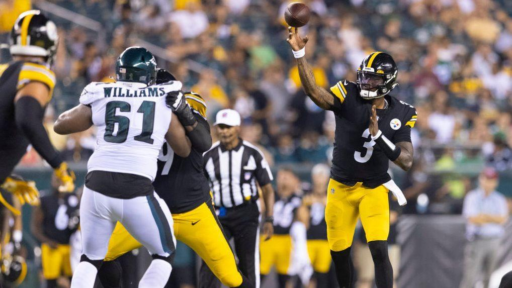 """Dwayne Haskins """"was in command"""" in performance against Eagles"""