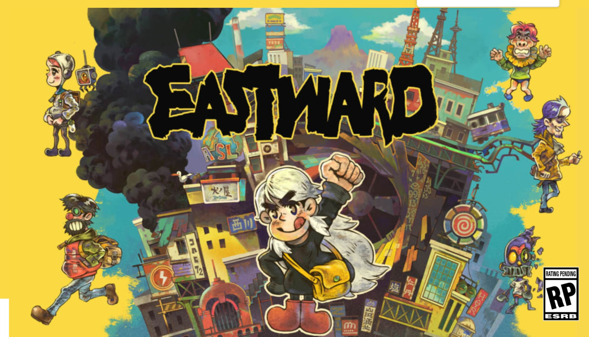 Eastward hits the Nintendo Switch on September 16