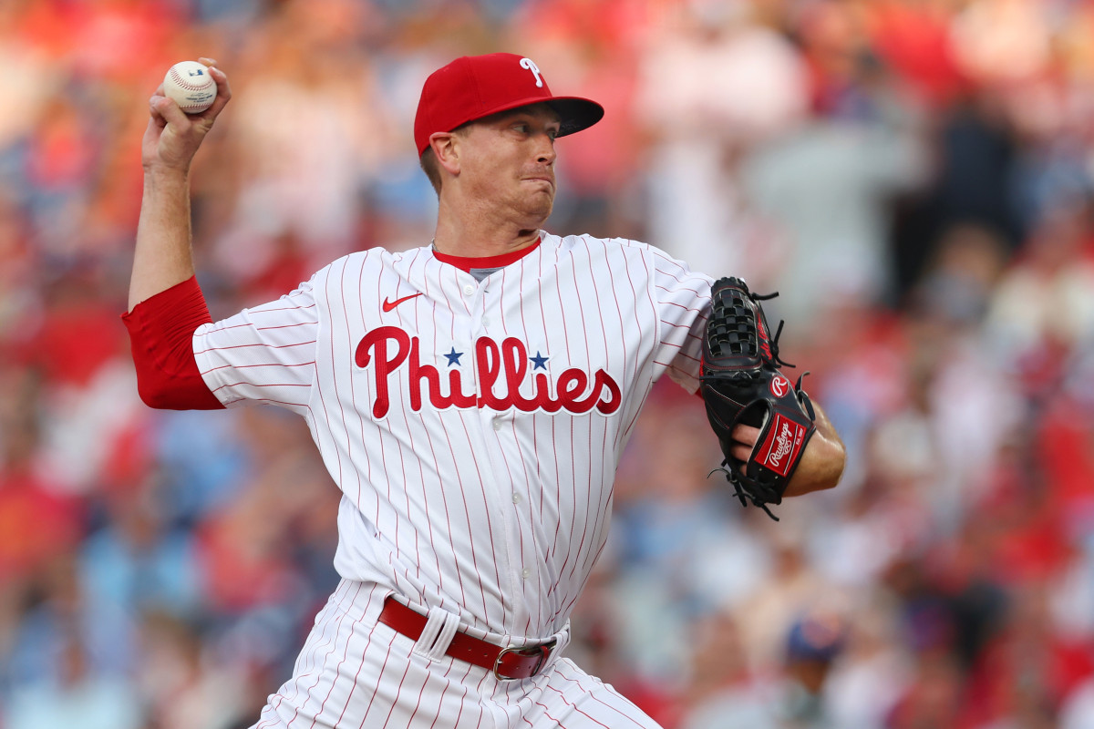 Phillies vs. Dodgers prediction: Ride hot Kyle Gibson