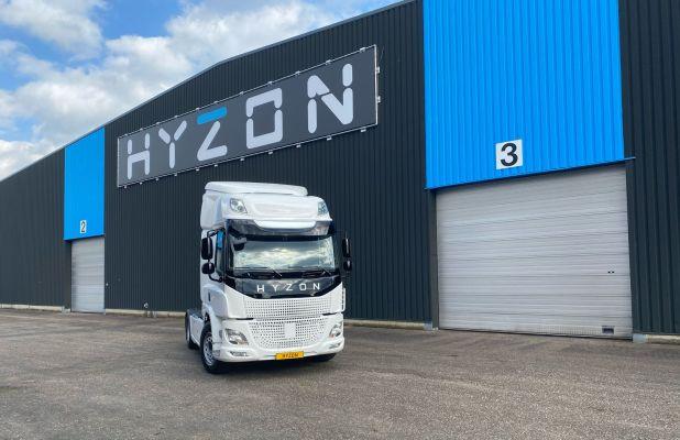Hyzon Motors has begun shipping hydrogen fuel cell trucks to customers – TechCrunch