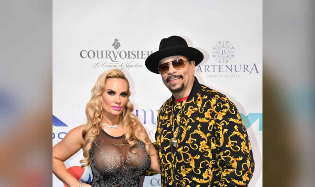Ice-T Shares An Intimate Moment With Wife Coco Austin On Twitter