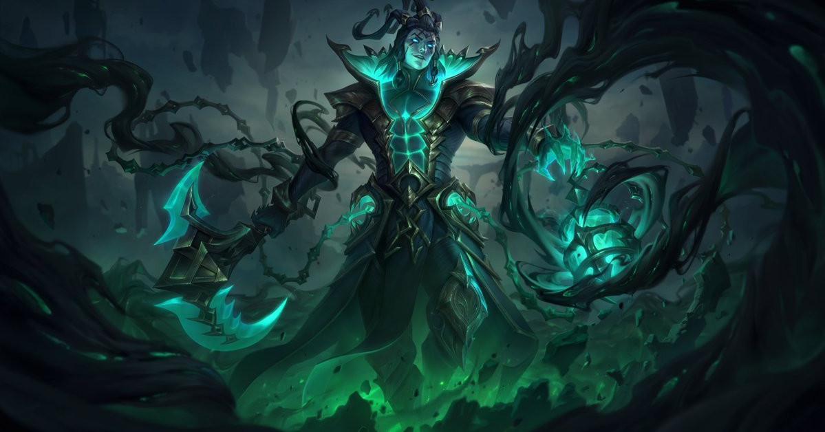 League of Legends' new cinematic stars Thresh post-Sentinels of Light