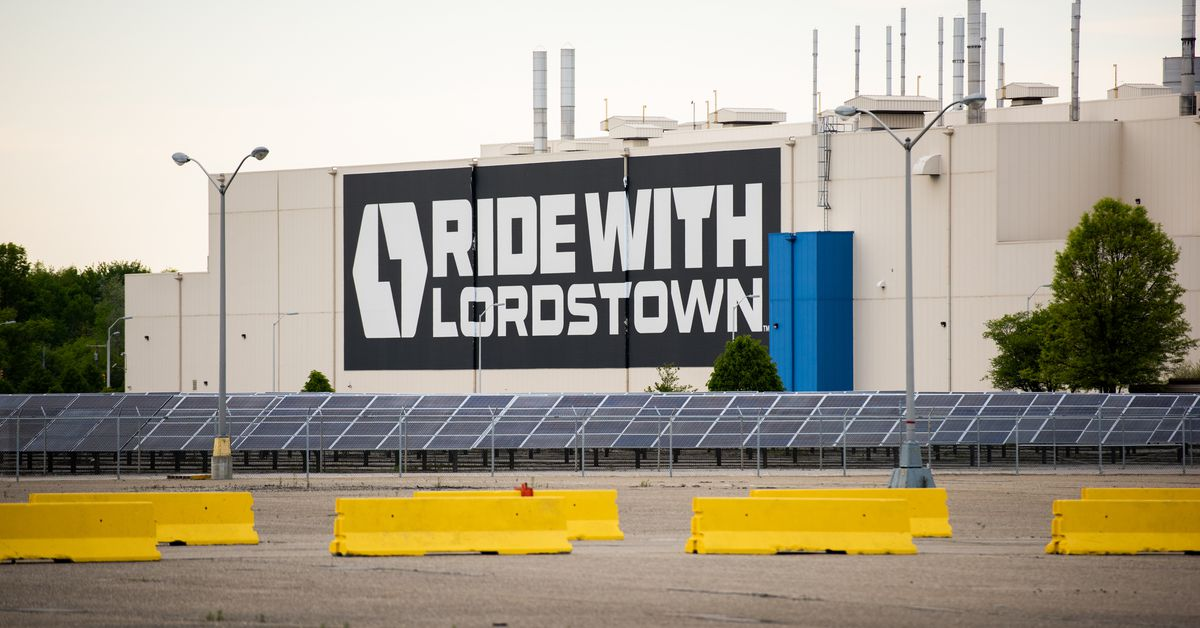 Lordstown Motors pivots to renting space at former GM factory