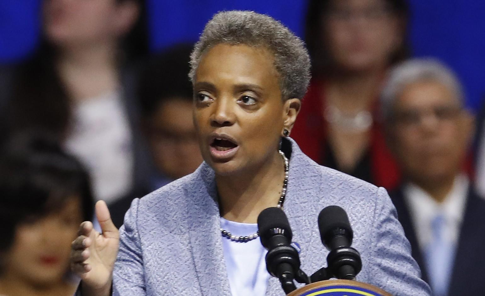 Marine veteran says police know Lori Lightfoot 'doesn't honor and respect their sacrifice'