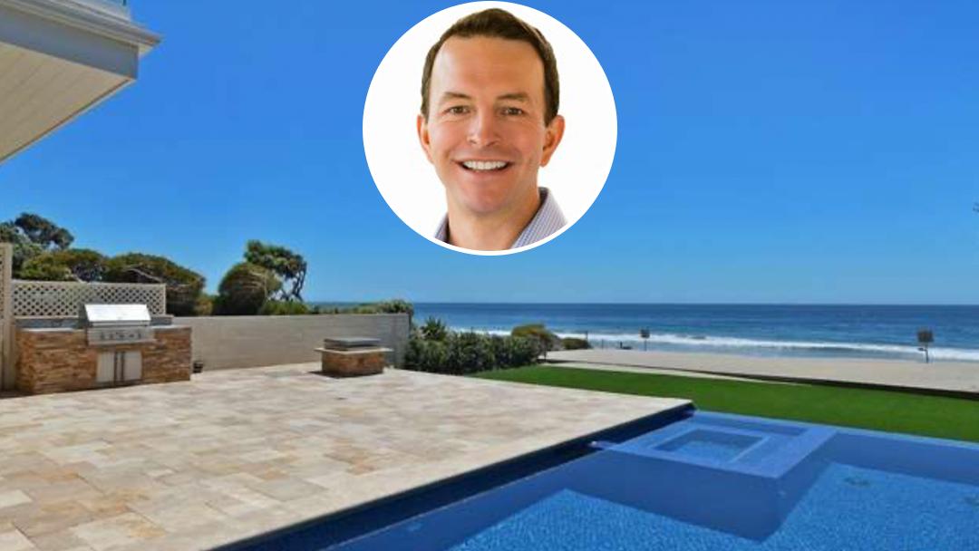 Mark Zuckerberg's Money Manager Drops $20 Million on Malibu's Broad Beach