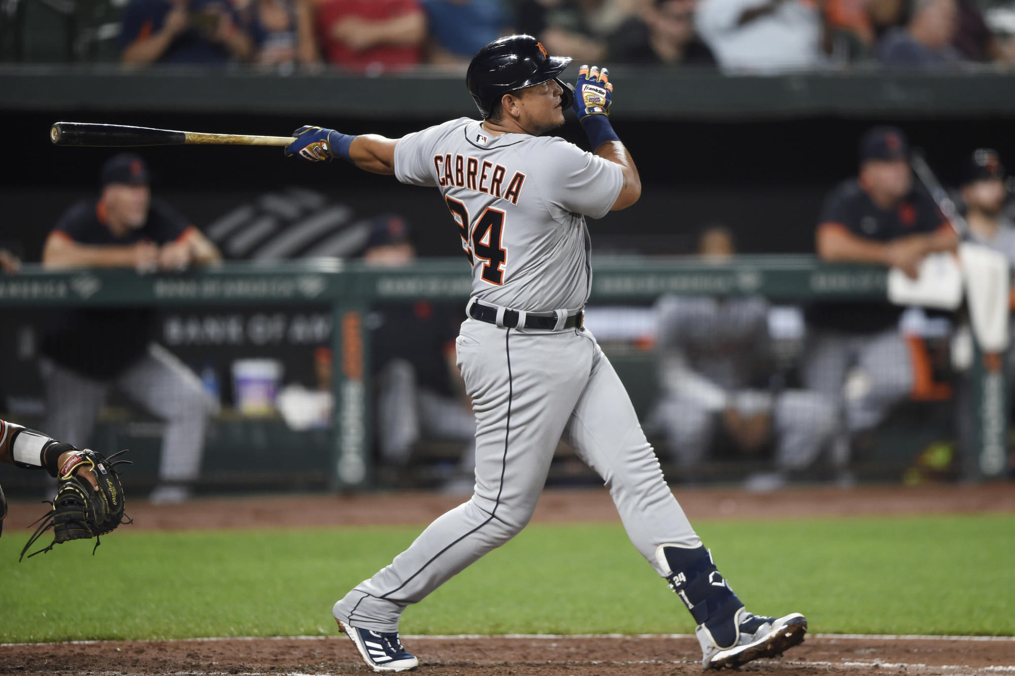 Miggy swings for 500 at home, Flaherty off IL