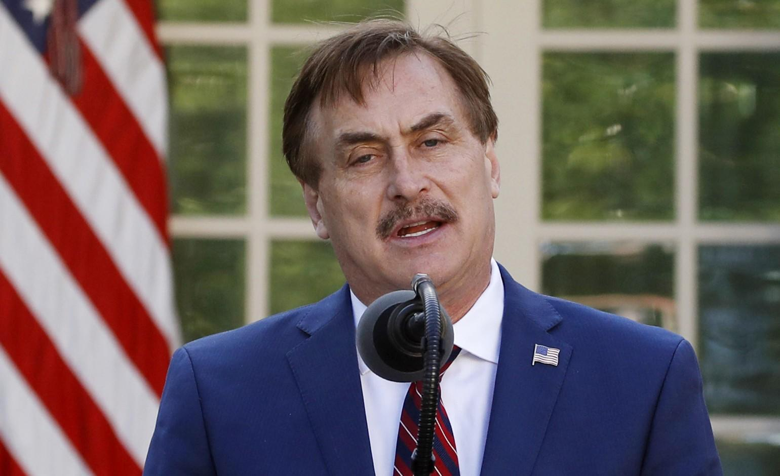 Mike Lindell claims he was 'attacked' at hotel after cyber symposium