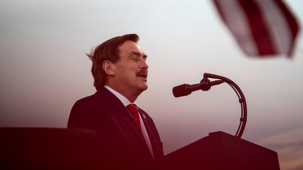 MyPillow Guy's 'Cyber Expert' Admits They Have No Proof of Election Hack