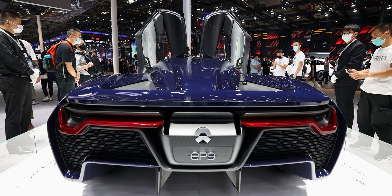 NIO Reports Earnings Today. Expect a Wild Ride for the Stock.