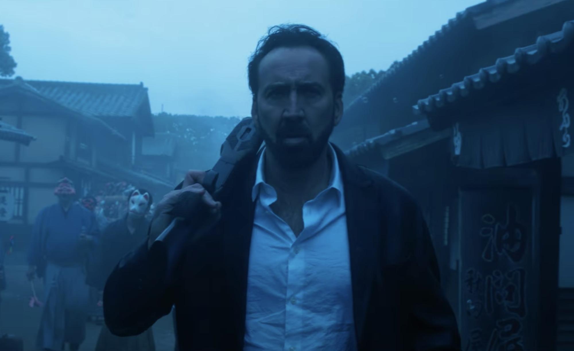 Nicolas Cage Teams with Sion Sono For a Bonkers Samurai Western