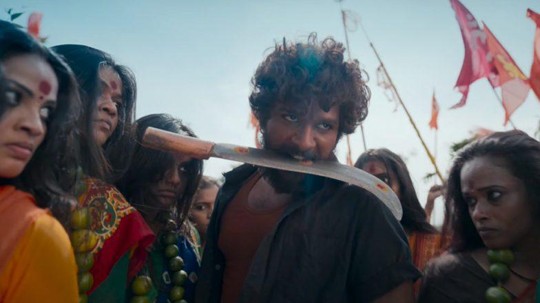 Pushpa Song Daakko Daakko Meka Has Allu Arjun in a Never Seen Before Avatar Dancing in the Woods (Watch Video)