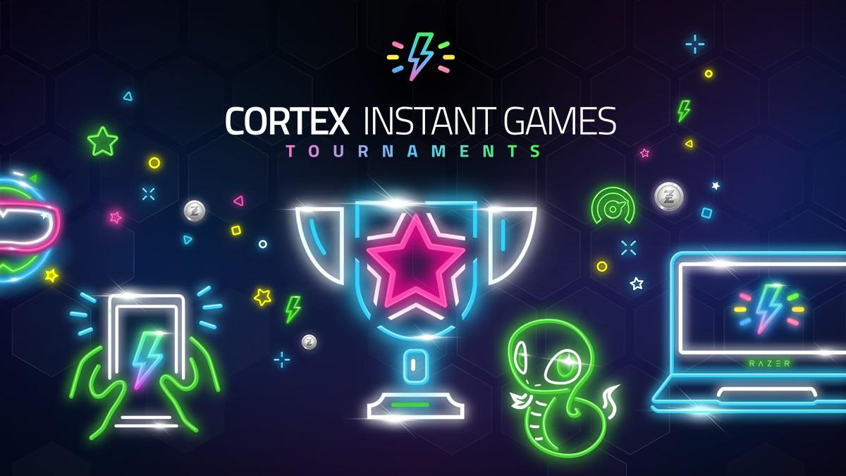 Razer makes a software move with Cortex instant games tournament platform