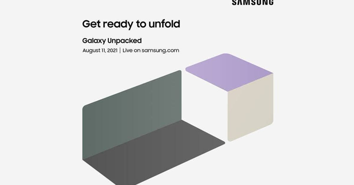 Samsung Galaxy Unpacked Event: start time and how to watch