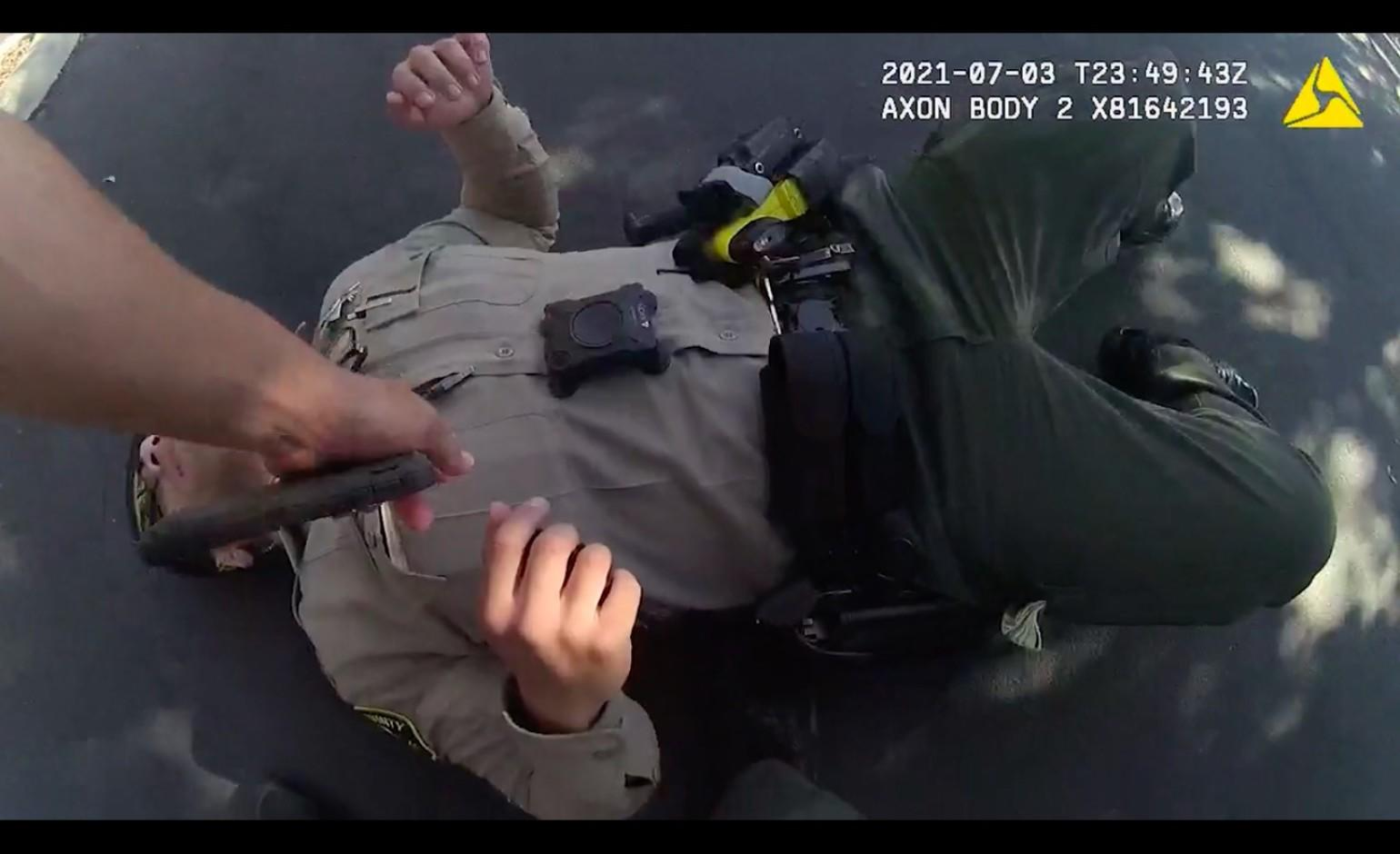 San Diego sheriff's department faces blowback over fentanyl video