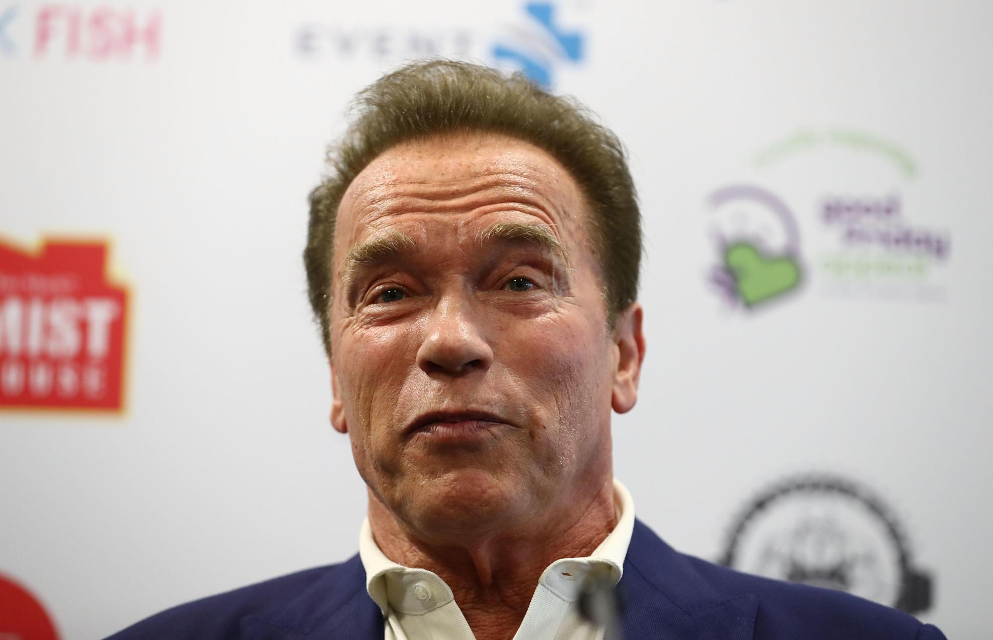 Schwarzenegger calls out people for ignoring COVID guidelines