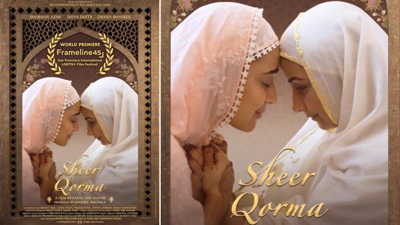 Sheer Qorma: Shabana Azmi Is Excited As Her Short Film Will Be Presented at Indian Film Festival of Melbourne 2021
