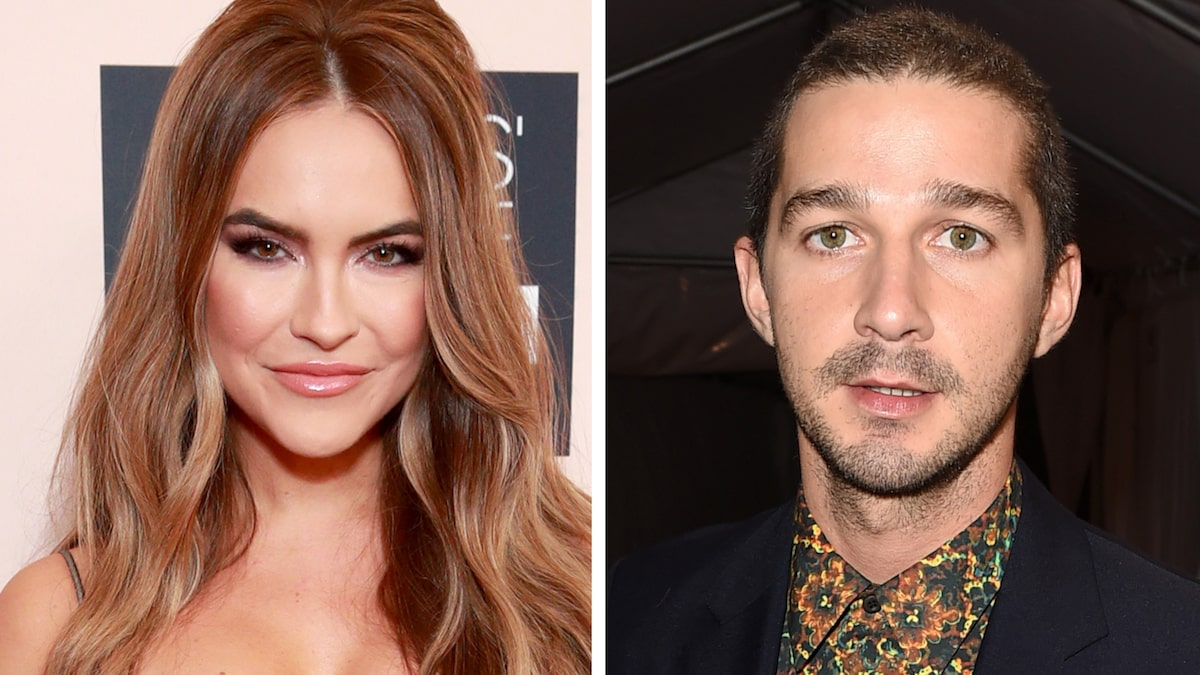 Shia LaBeouf 'Comeback Role' Called Out By Chrishell Stause