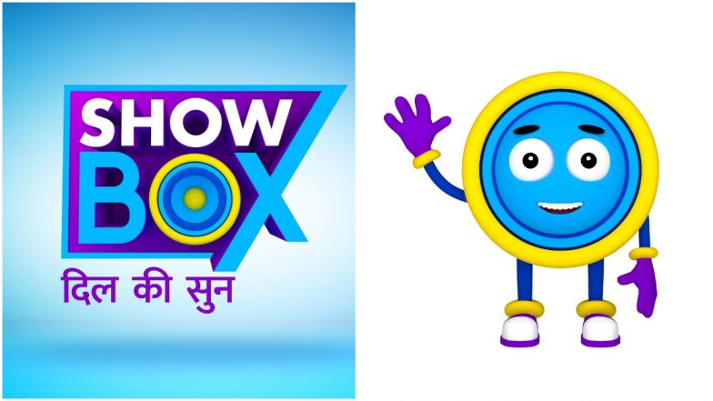 ShowBox, IN10 Media Network, Revamps Brand Identity To Connect With Energetic Young India; Unveils New Logo