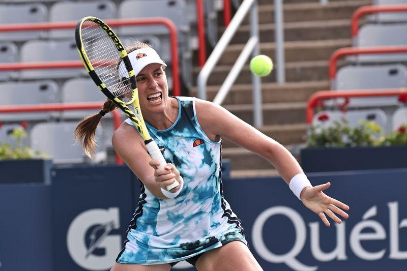 Tennis-Konta withdraws from Montreal hardcourt event due to injury