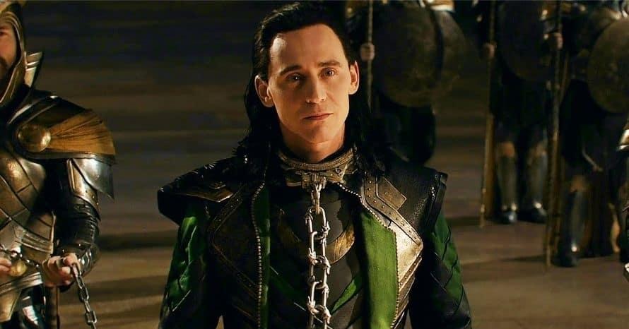 Thor The Dark World Tom Hiddleston Loki Alan Taylor Marvel