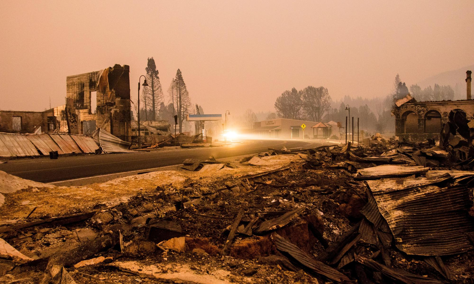 Thunderstorms could worsen California's giant Dixie fire, officials warn