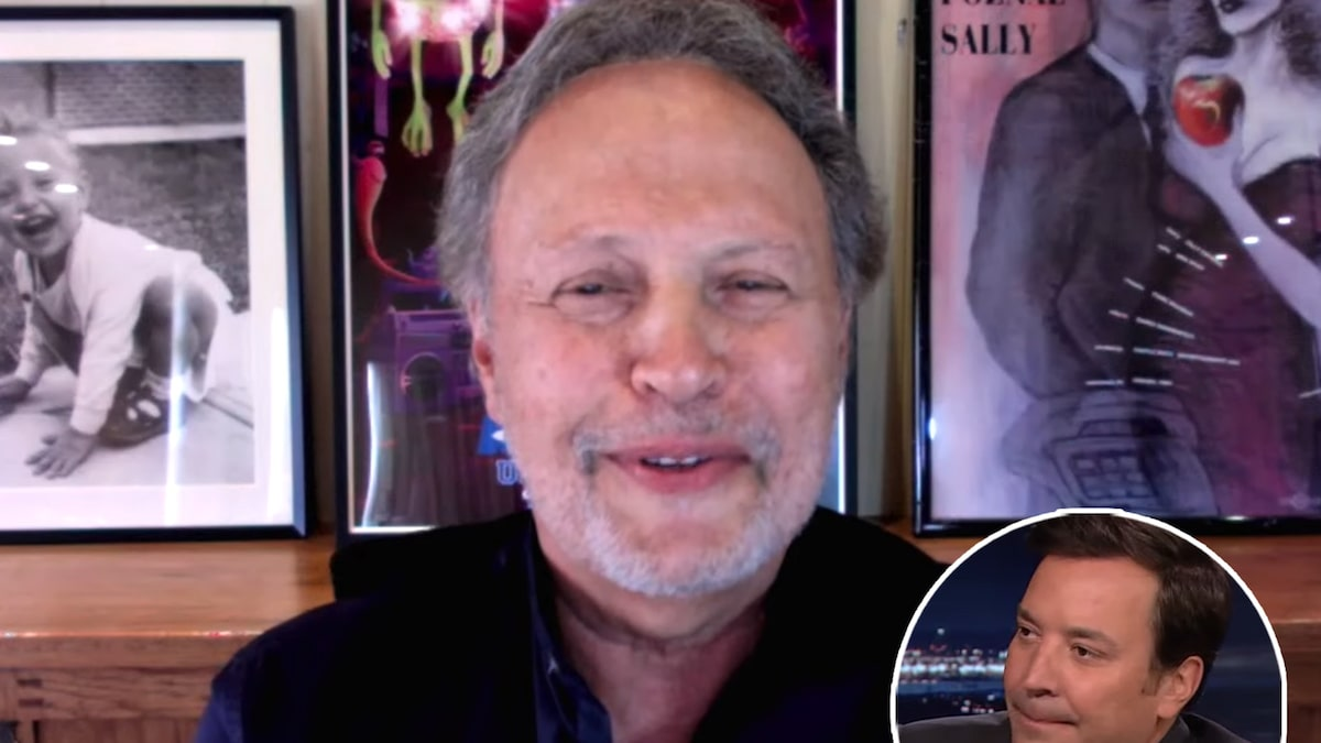 Why Billy Crystal Got Really High in an MRI