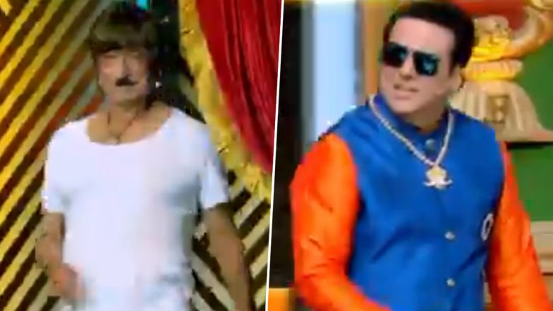 Zee Comedy Show: Govinda, Shakti Kapoor to Recreate Hilarious Raja Babu Act for Independence Day Special Episode (Watch Promo)