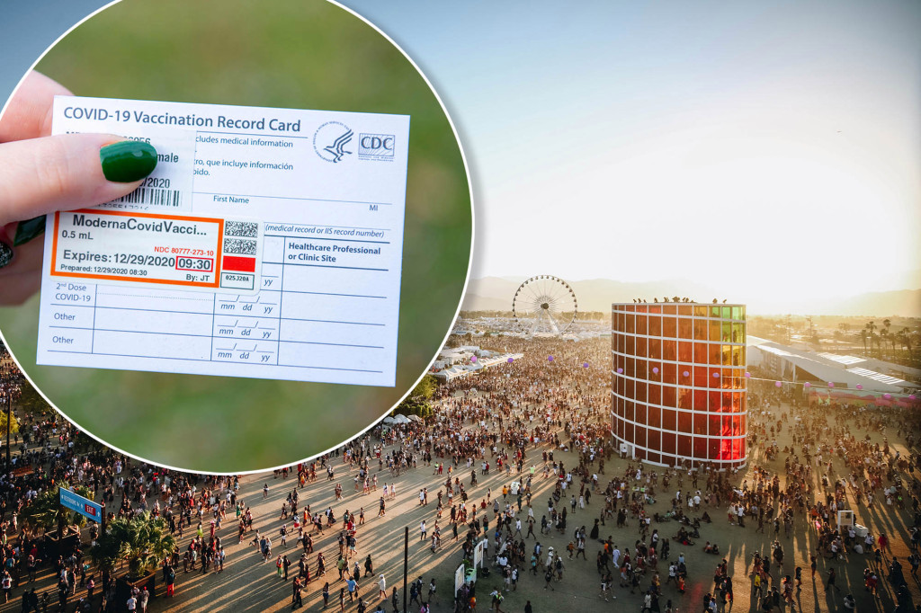 Concert promoter AEG to require COVID vax for ticketholders, crew