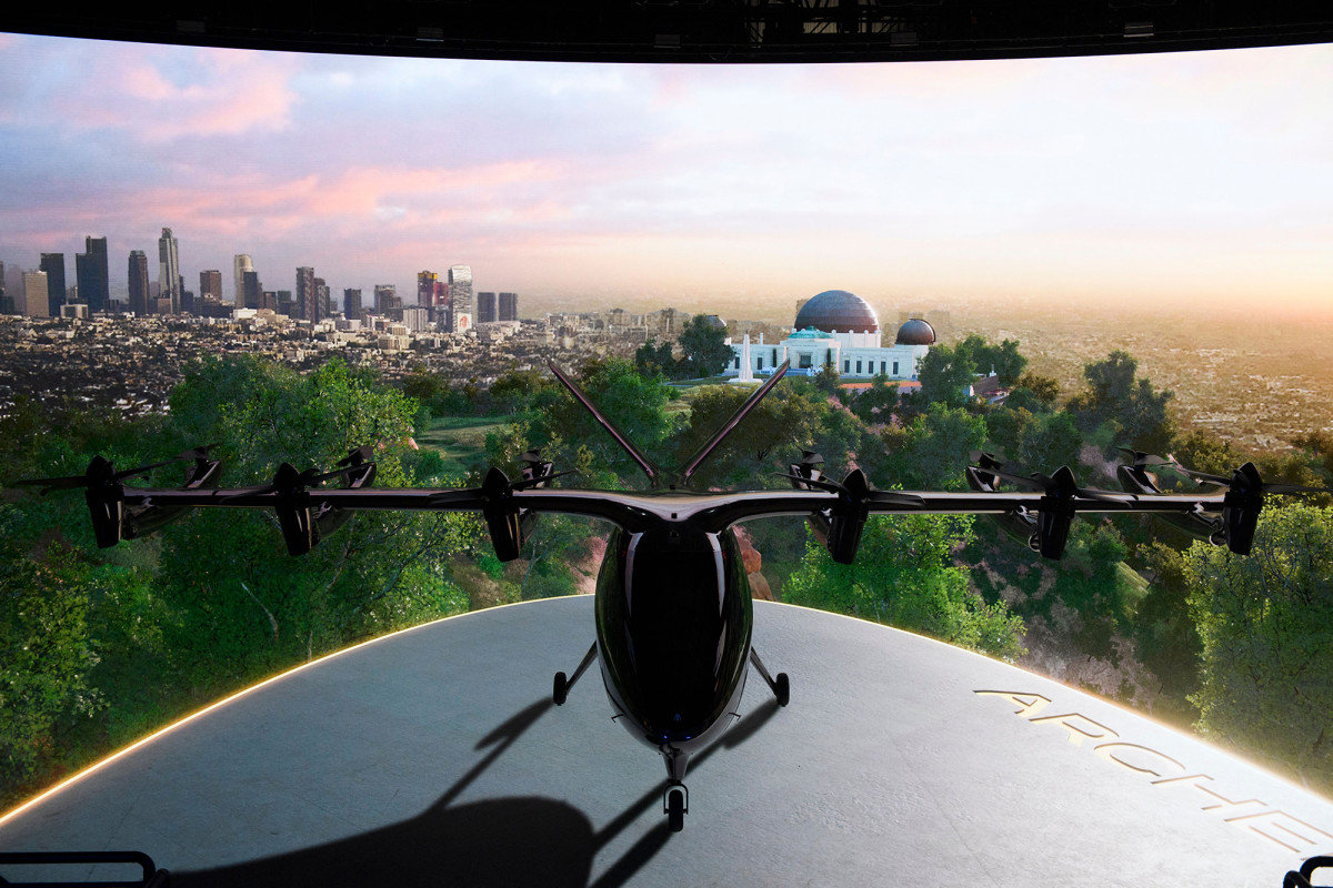 Archer Aviation seeks $1B in damages from Larry Page's Wisk Aero
