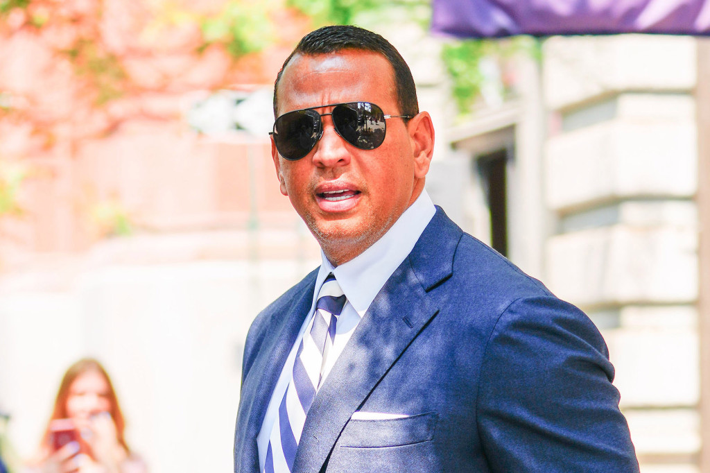 A-Rod, angry over losing the Mets, dribbles past JPMorgan