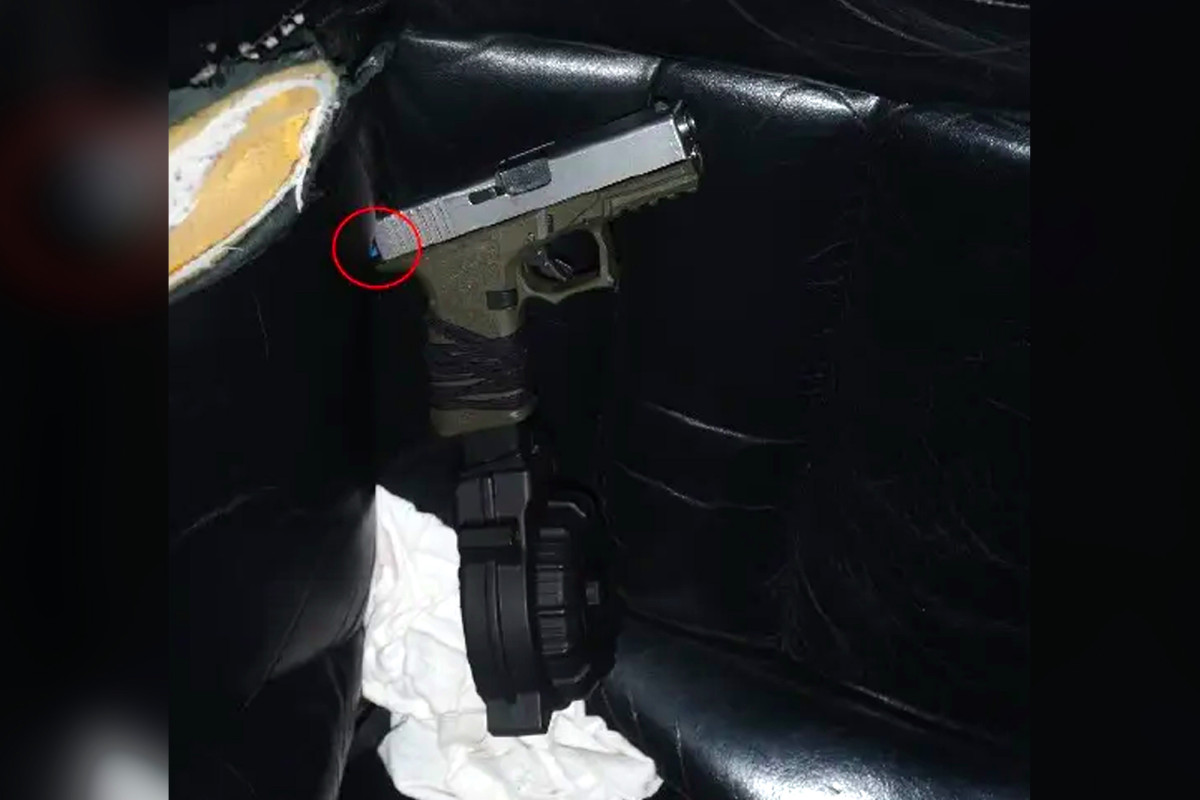 Man shows off 'ghost gun' on Instagram, gets busted in minutes