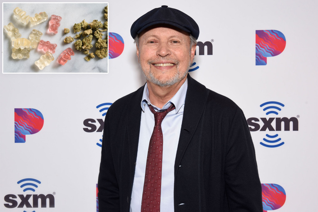 Billy Crystal took 4 edibles before getting into MRI machine