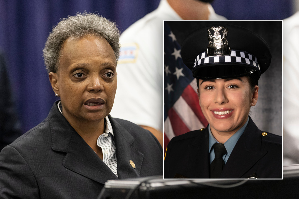 Chicago Mayor Lori Lightfoot to boost police budget following cop murder