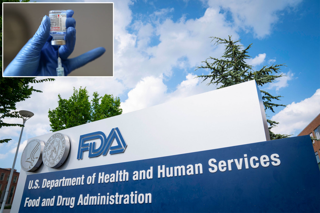 Third COVID vax shot approved by FDA for at-risk patients