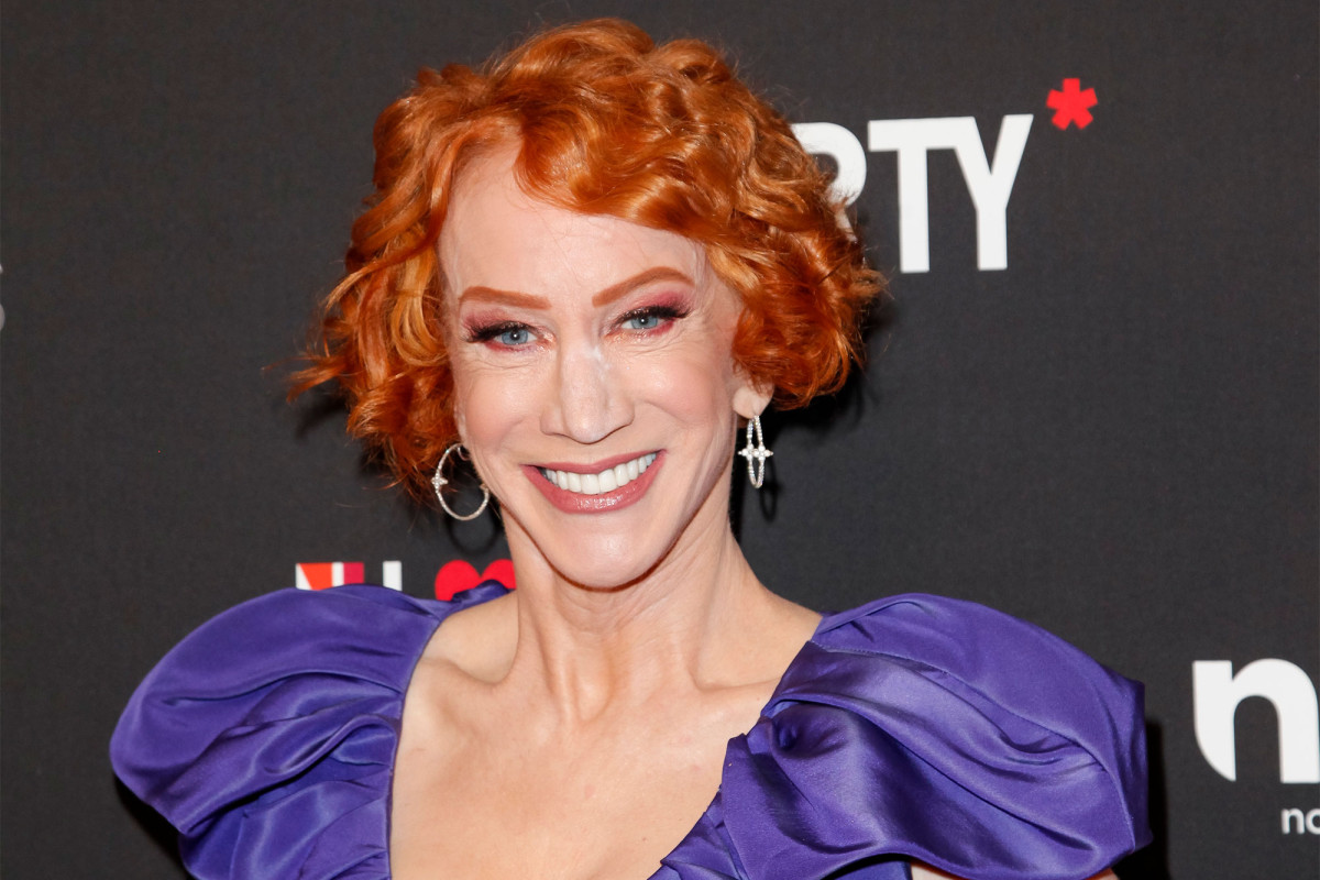 Inside Kathy Griffin's TV gig before life-saving cancer surgery