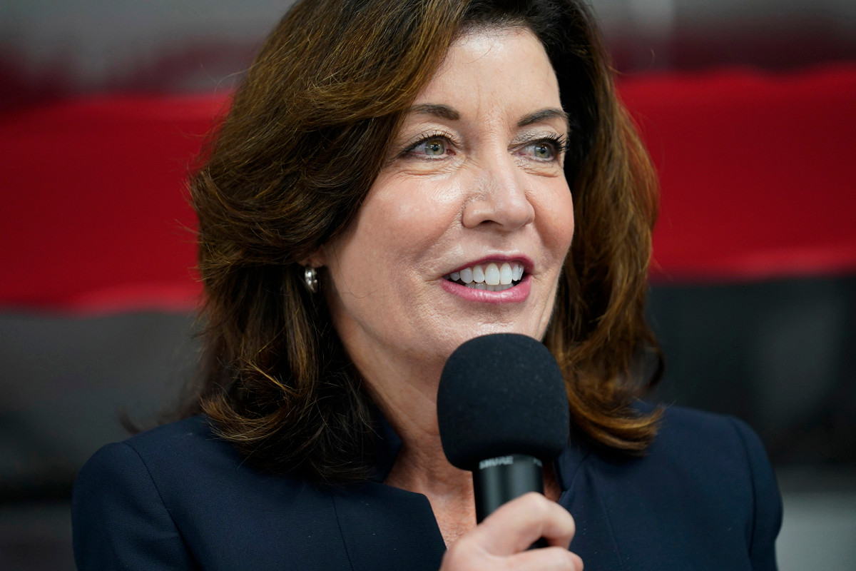 Kathy Hochul's husband a conflict of interest as governor: critics
