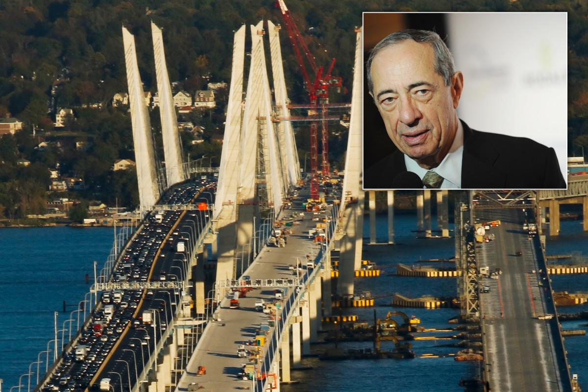 Democrats want Mario Cuomo Bridge changed back to Tappan Zee