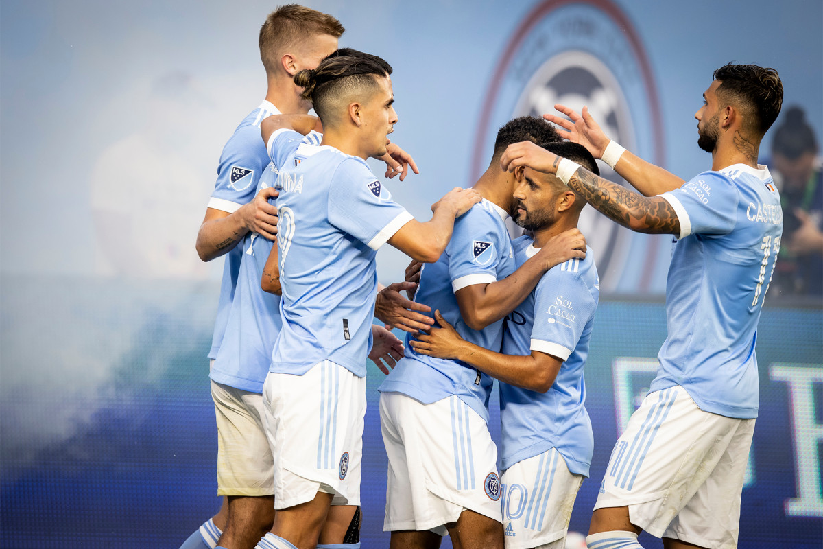 NYCFC has chance to show growth in Leagues Cup